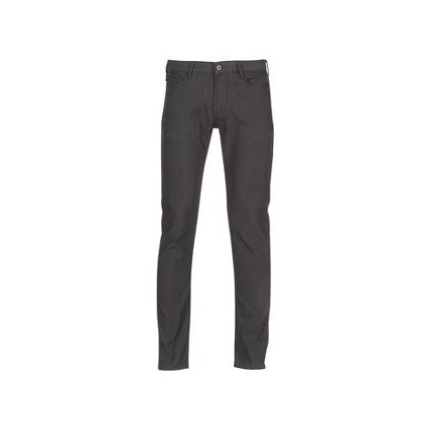 Emporio Armani WAKKA men's Trousers in Black