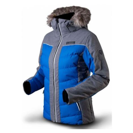 TRIMM CORTINA blue - Women's ski jacket