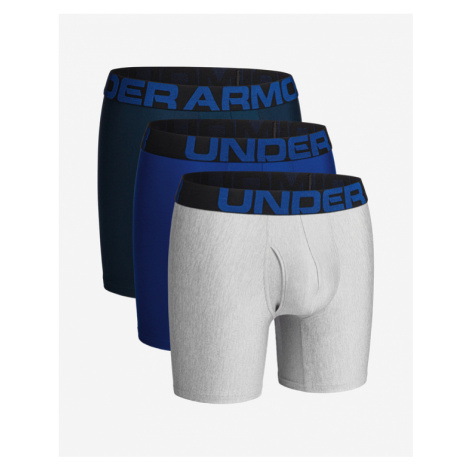 Under Armour Tech™ Boxers 3 pcs Black Blue White