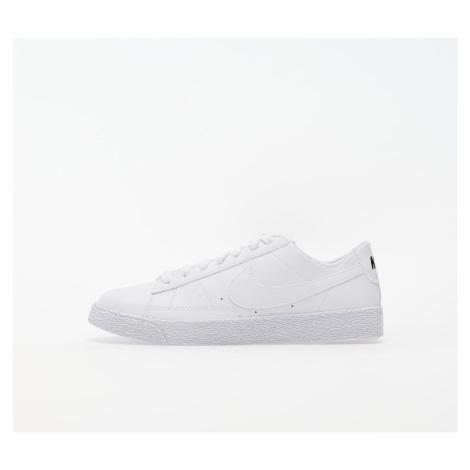 Nike Blazer Low (GS) White/ White-Black