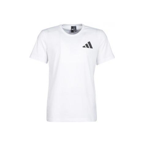 Adidas HOLI men's T shirt in White