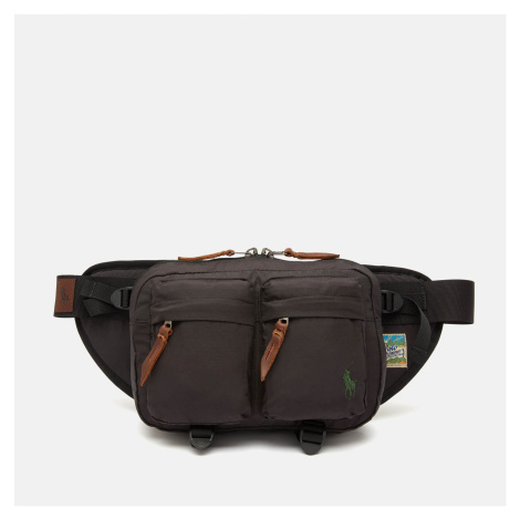 Polo Ralph Lauren Men's Lightweight Mountain Cross Body Bag - Black