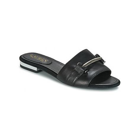 Lauren Ralph Lauren DAVAN women's Mules / Casual Shoes in Black