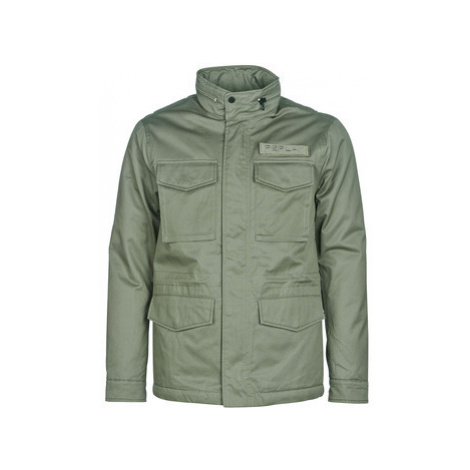 Replay YAROUTE men's Jacket in Kaki