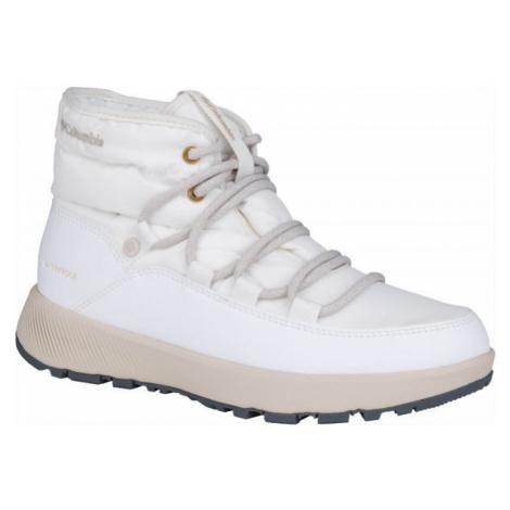 Columbia SLOPESIDE VILLAGE white - Women's winter shoes