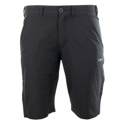 ALPINE PRO NALIN black - Men's shorts