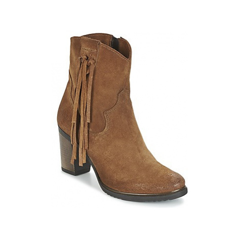 Metamorf'Ose VAEGAVE women's Low Ankle Boots in Brown