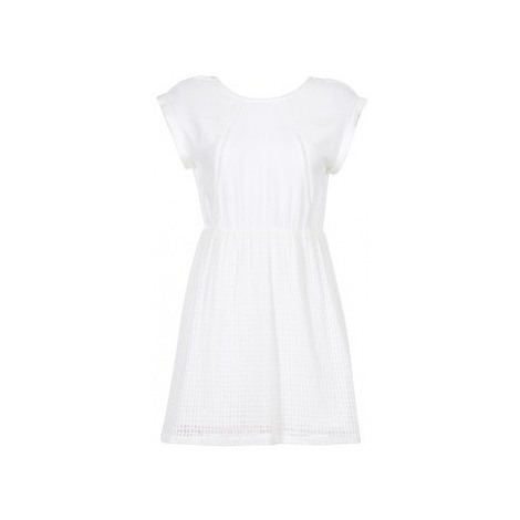 Moony Mood INDI women's Dress in White