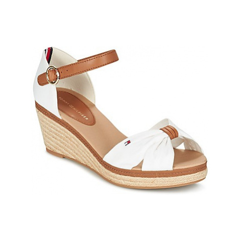 Tommy Hilfiger ELBA 40D women's Sandals in White