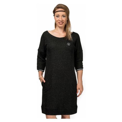 dress Horsefeathers Chicca - Black Spots