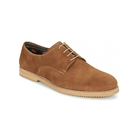 So Size GICO men's Casual Shoes in Brown