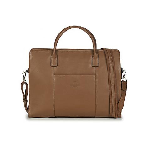 Hexagona CONFORTBUS women's Briefcase in Brown