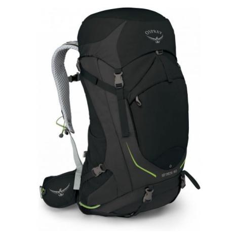 Osprey STRATOS 50 II M/L black - Hiking backpack
