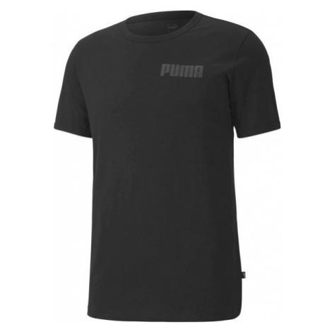 Puma MODERN BASICS TEE black - Men's T-shirt