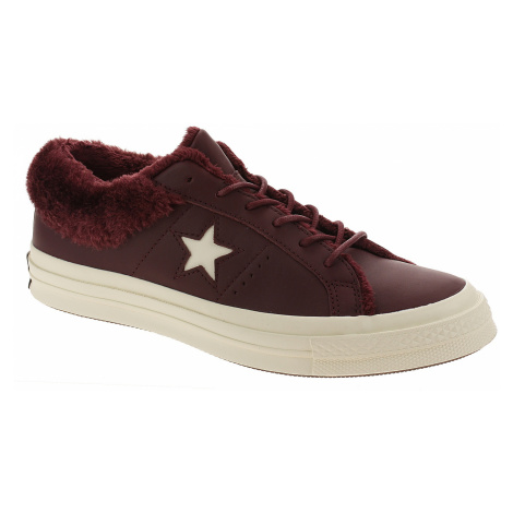 shoes Converse One Star SP OX - 162602/Dark Burgundy/Dark Burgundy