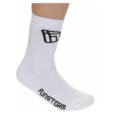 socks Funstorm Larac - White