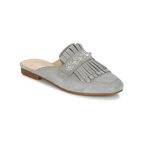 Gabor HATEMO women's Mules / Casual Shoes in Grey