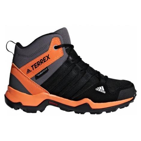adidas TERREX AX2R MID CP K grey - Kids' outdoor shoes