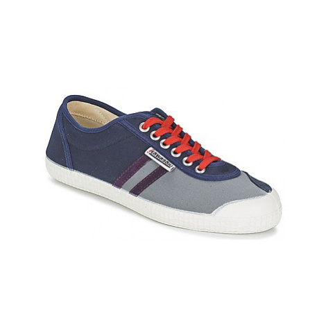 Kawasaki RAINBOW TWO TONES women's Shoes (Trainers) in Blue