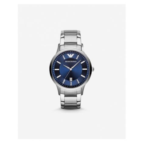 Emporio Armani Watches Silver