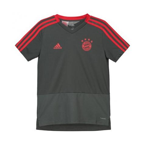 FC Bayern Training Jersey - Dark Green - Kids Adidas