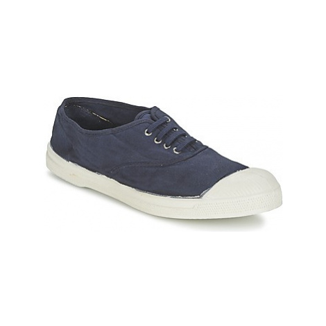 Bensimon TENNIS LACET men's Shoes (Trainers) in Blue