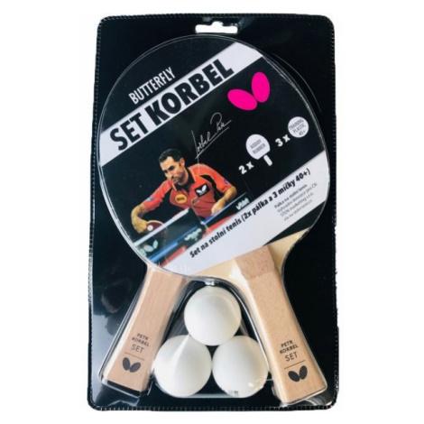 Butterfly SET KORBEL - Table tennis set