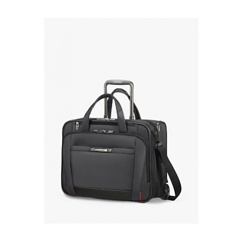 Samsonite Pro Dlx 5 15 Rolling Briefcase, Black