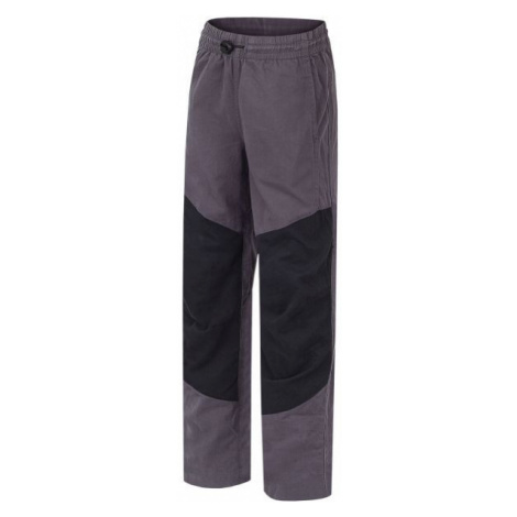 Hannah TWIN JR black - Children's pants