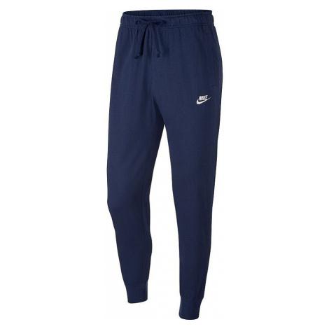 tracksuit Nike Sportswear Club Jogger Jersey - 410/Midnight Navy/White - men´s