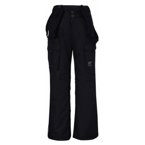 2117 LILLHEM black - Kids' ski pants