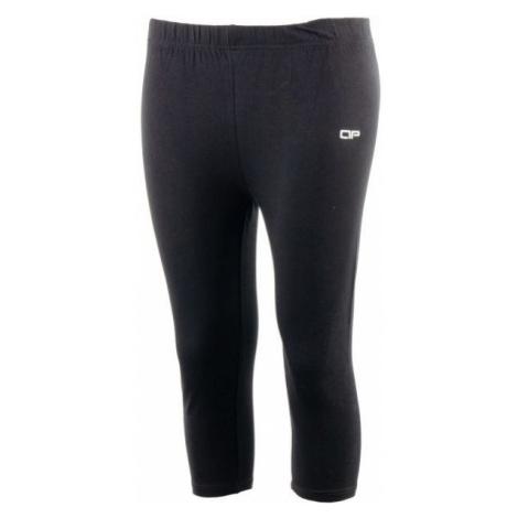 ALPINE PRO ZAGERA black - Women's pants