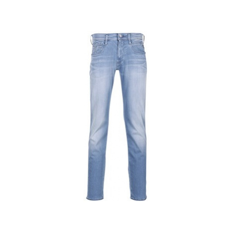 Replay WOUAPO men's Skinny Jeans in Blue