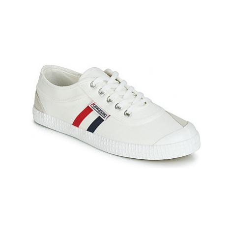 Kawasaki RETRO men's Shoes (Trainers) in White