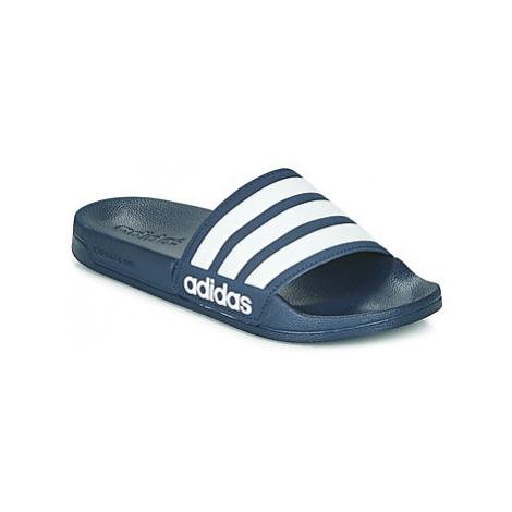 Adidas ADILETTE SHOWER men's in Blue