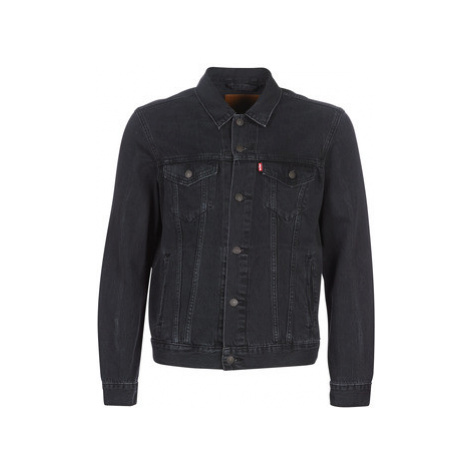 Levis THE TRUCKER JACKET men's Denim jacket in Blue Levi´s