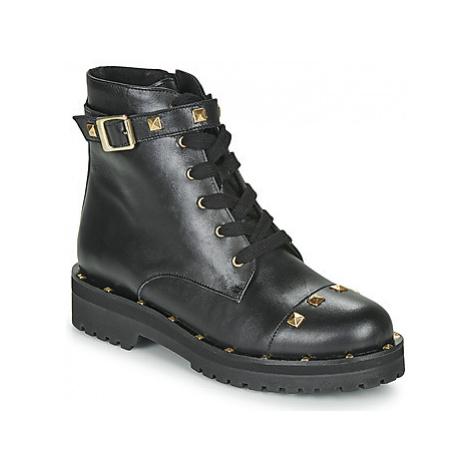 Jonak AUCHI women's Mid Boots in Black