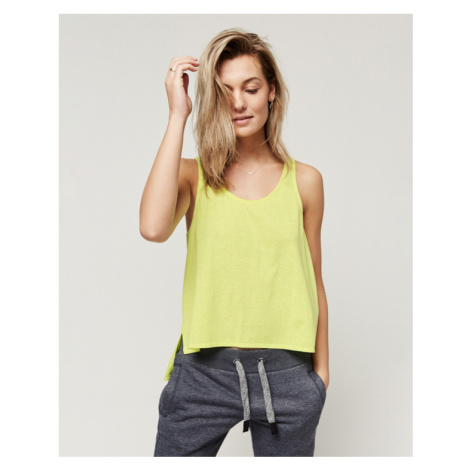 O'Neill Essentials Top Yellow