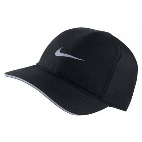 Nike FTHLT CAP RUN black - Unisex running baseball cap