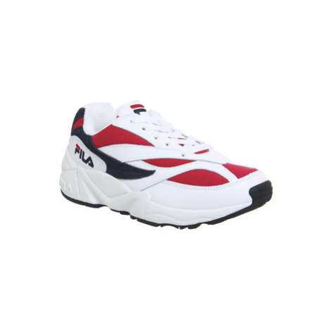 Fila Venom WHITE FILA NAVY FILA RED