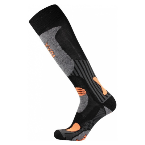 Voxx VISION MERINO grey - Unisex knee socks