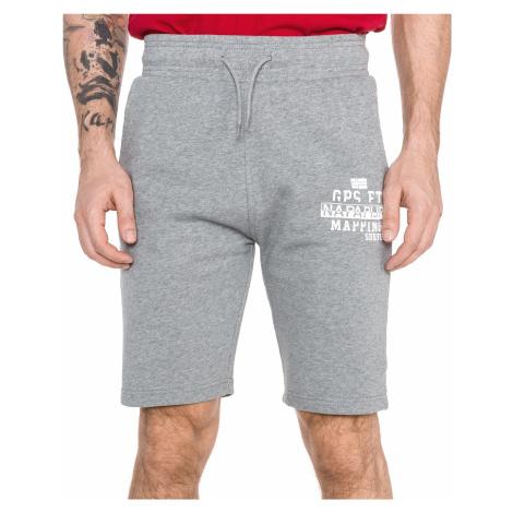 Napapijri Nebac Short pants Grey