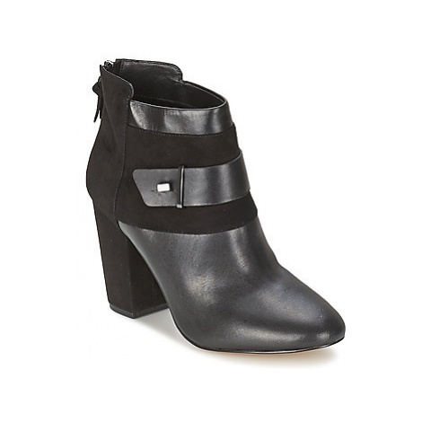 French Connection LIRA women's Low Ankle Boots in Black