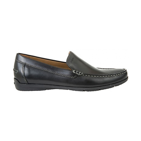 Geox Simon Leather Moccasins