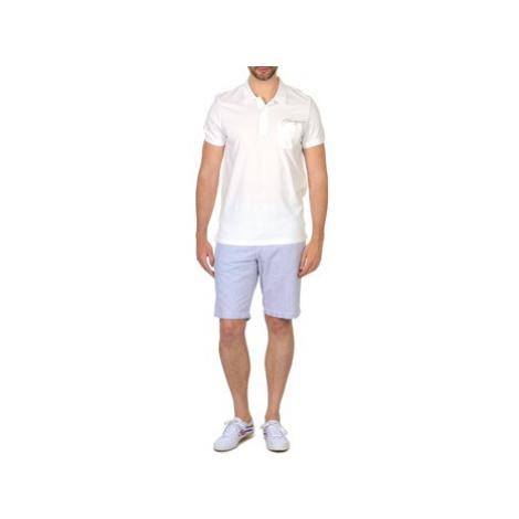Chevignon A BERMUDA STRIPES men's Shorts in Blue