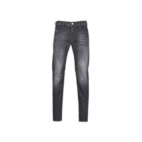 Diesel THOMMER men's Skinny Jeans in Grey