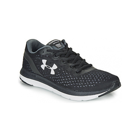 Under Armour CHARGED IMPULSE men's Running Trainers in Black