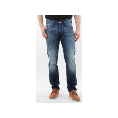 Wrangler Colton W16CY650I men's Skinny Jeans in Blue
