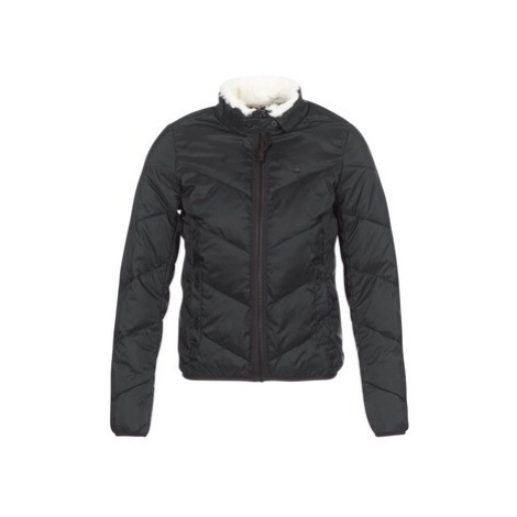 G-Star Raw ALASKA PADDED TEDDY JKT WMN women's Jacket in Black