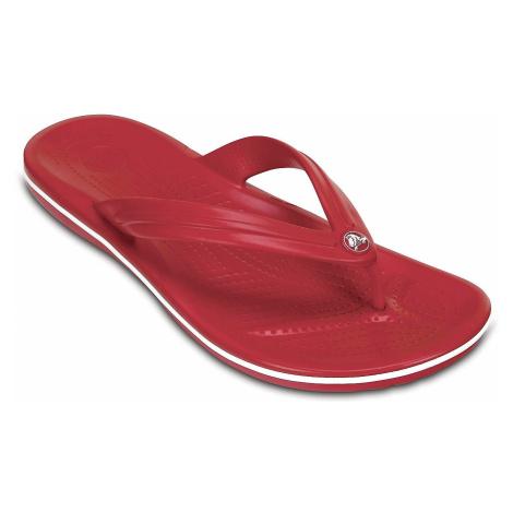 flip flops Crocs Crocband Flip - Pepper/White